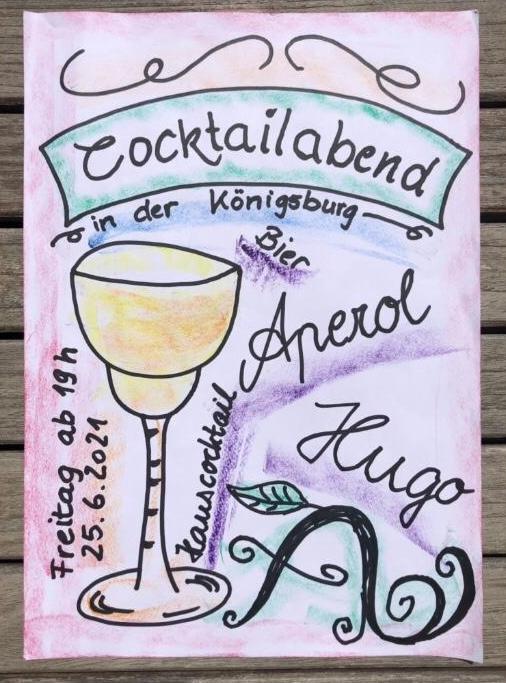 Cocktail-Abend in der Königsburg